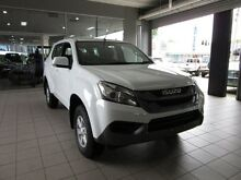 2014 Isuzu D-MAX TF MY14 LS-U HI-Ride (4x4) Splash White 5 Speed Manual Crewcab Thornleigh Hornsby Area Preview