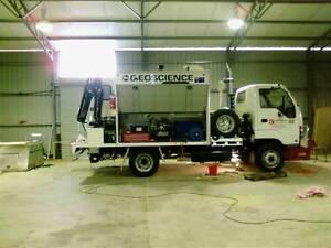 Isuzu NPS300 4x4 Truck with Pan/Generator/Hiab crane Darwin CBD Darwin City Preview