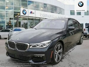 2016 BMW 7 Series i xDrive w/ Nav, Massaging Seats