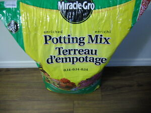 POTTING SOIL BIG BAG