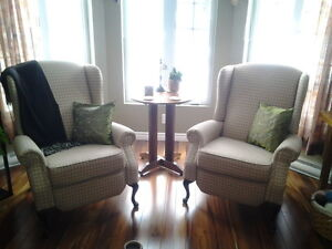 Bergere Recliner Chairs