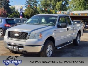 2006 Ford F-150 XLT 4x4 LIKE NEW! MUST SEE!