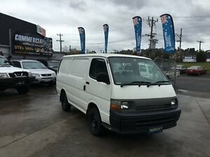 1997 Toyota Hiace RZH113R RZH113R 5 Speed Manual Lilydale Yarra Ranges Preview