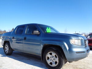 2006 Honda Ridgeline SPORT PKG-REMOTE STARTER-DRIVES EXCELLENT