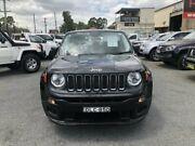 2015 Jeep Renegade BU MY16 Sport Black 5 Speed Manual Hatchback Greystanes Parramatta Area Preview