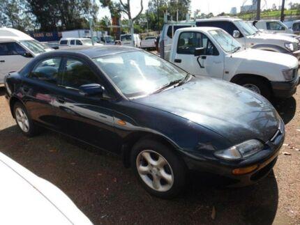 1998 Mazda 323 Astina Blue 4 Speed 4 SP AUTOMATIC Sedan Homebush West Strathfield Area Preview