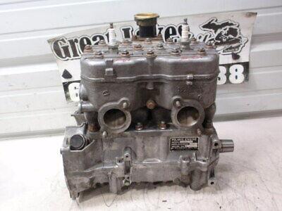 Polaris Indy 400 L/C Fuji Twin Snowmobile Engine 125 psi