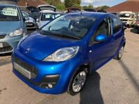 2013/63 PEUGEOT 107 1.0 12V ACTIVE 5 DOOR, ONE OFF EXAMPLE ONLY 14000 MILES AIR CONDITIONING NIL TAX