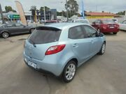 2008 Mazda 2 DE10Y1 Neo Blue 5 Speed Manual Hatchback Bayswater Bayswater Area Preview