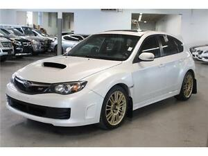 2009 Subaru Impreza WRX STi Sport-tech NAVIGATION 6 SPEED!