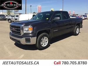 2015 GMC Sierra 1500 SLE 4x4 6.6 ft. box Gas
