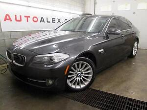 2011 BMW 535i xDrive CUIR TOIT OUVRANT MAGS