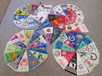 53 Camping Club Rally Pennants/Flags