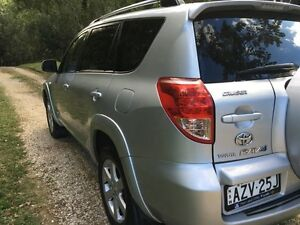 2006 Toyota RAV4 Wagon Mullumbimby Byron Area Preview