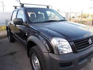 2006 Holden Rodeo Ute Mount Louisa Townsville City Preview