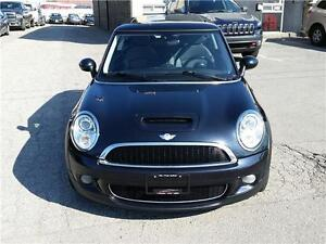 2007 MINI Cooper S PANORAMIC ROOF