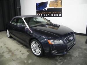 2012 Audi A5 * QUATTRO * DÉCAPOTABLE *