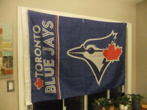 Toronto Blue Jays and other MLB team flags, 3x5 new