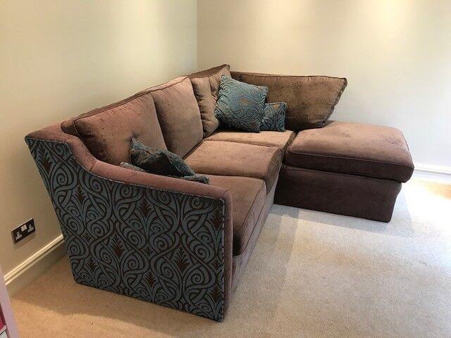 Corner Sofa Custom Made In Knutsford Cheshire Gumtree