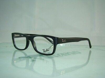 Ray Ban RB 5268 5119 MATTE BLACK Spectacles Eyeglasses Frames Size 50