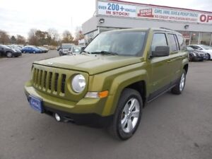 2012 Jeep Patriot Sport,4WD,AUX,NO ACCIDENTS DEALER MAINTAINED