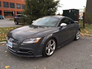 Rare 2015 Audi TTS Competition for sale.