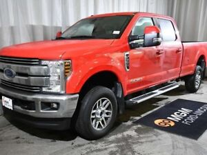 2018 Ford F-350 Lariat 4x4 SD Crew Cab 8 ft. box 176 in. WB SRW