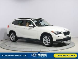 2013 BMW X1 XDRIVE PANORAMIQUE CUIR BLUETOOTH