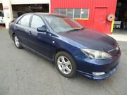 2004 Toyota Camry ACV36R Sportivo Blue 5 Speed Manual Sedan Brendale Pine Rivers Area Preview