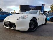 2009 Nissan 370Z Z34 White 6 Speed Manual Coupe Mount Hawthorn Vincent Area Preview