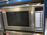Sharp R-24AT 1900w Commercial Microwave with Cavity Liner