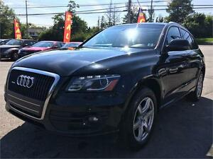 2012 Audi Q5 2.0L Premium AWD, LUXURY, AMAZING ON GAS, NEW MVI