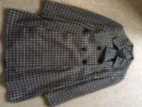 Ladies coat size 14 from principles