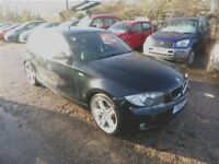 BMW 118D - PX07ZVS - DIRECT FROM INS CO