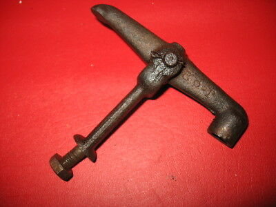 Fuller Johnson Hit Miss Gas Engine Farm Pump Rocker Arm Stand