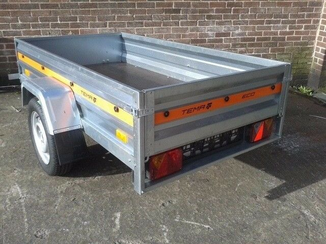 CAR TRAILER NEW