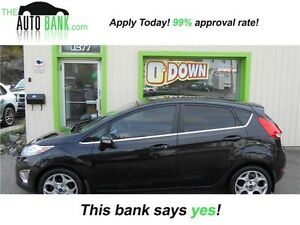2011 Ford Fiesta SES| SUNROOF|