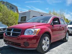 LOW MILEAGE! 2009 DODGE CALIBER ! ONLY 80000 KM!!! GREAT DEAL