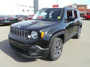 2015 Jeep Renegade 4WD NORTH EDITION Heated Seats,  Back-up Cam,