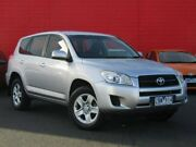 2012 Toyota RAV4 ACA33R MY12 CV Silver 4 Speed Automatic Wagon Camberwell Boroondara Area Preview