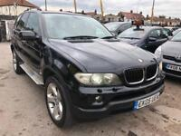 2005 BMW X5 3.0 D DIESEL, AUTOMATIC, FULL LEATHER, NAV+TV, 07506507253