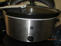 Mijoteuse Slow cooker GE