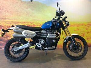 2019 Triumph SCRAMBLER XE Road Bike 1200cc Tempe Marrickville Area Preview