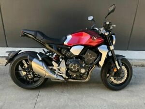 2018 Honda CB1000R (ABS) Epping Whittlesea Area Preview