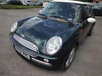 LHD 2002 Mini Cooper 1.6 Automatic UK REGISTERED