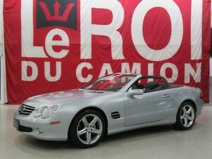 Mercedes-Benz SL500 ROADSTER SL500 V8 2005