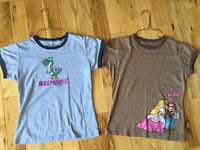 Super Mario Tshirts - Youth Small