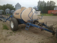 90 ft Brandt sprayer