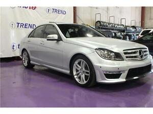 2014 Mercedes-Benz C-Class C300 AS-IS Valid E-Test