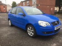 Volkswagen polo 1.2 ,60match ,5Door ,2010